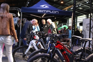 Messe Faszination E-Bike 2019